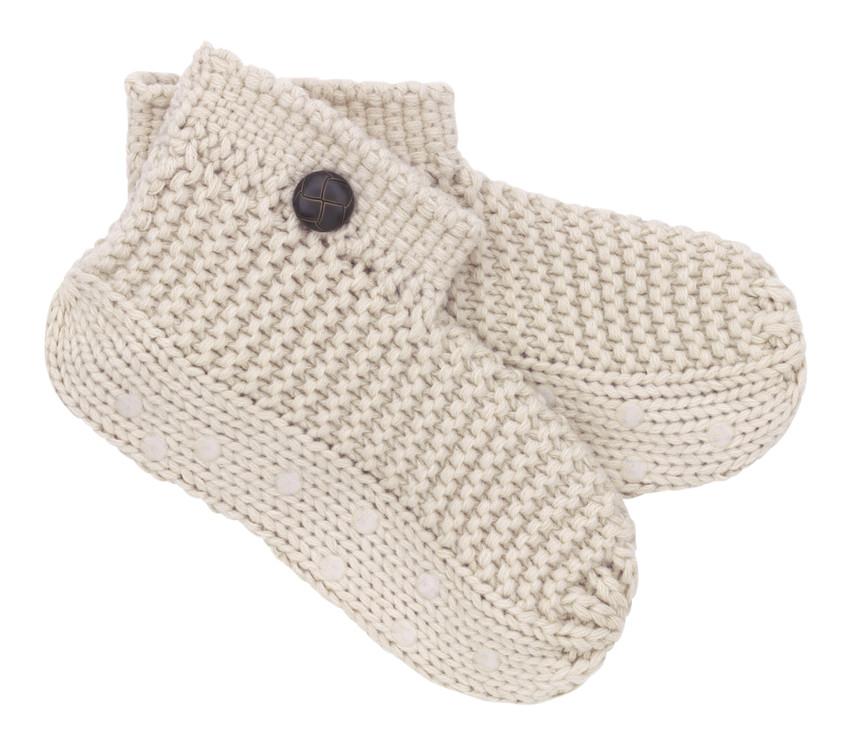 Pletene ponozkove papuce 299 Kc_ 9,50£-scr