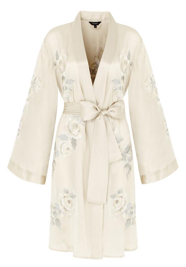 Rosie for Autograph hedvabne kimono cream 4399 Kc_149£-scr
