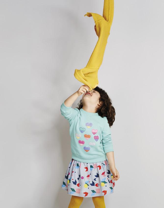 AW14 KIDS - Kardigan od 389 Kc, svetr od 389 Kc, sukne od 499 Kc, puncochace od 129 Kc-scr