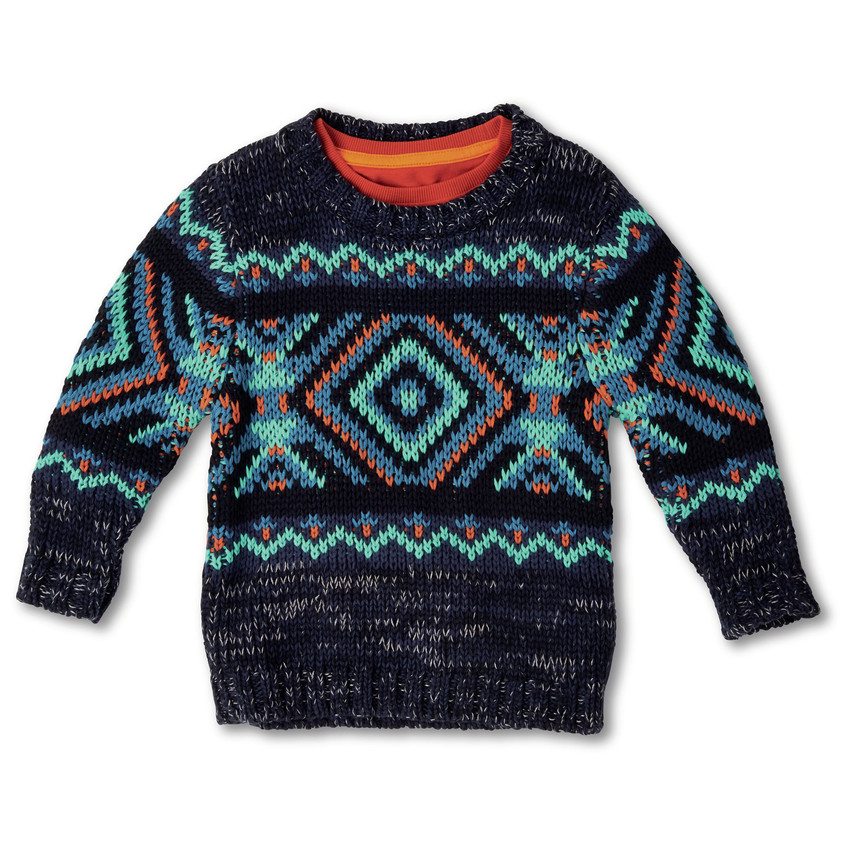 Pleteny svetr od 449 Kc-scr